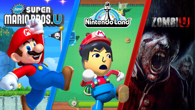 Good Wii U Games : Geeky vagabonds wii u review next gen or gimmick